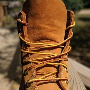 Timberland Shoes - Timberland leather boots - women